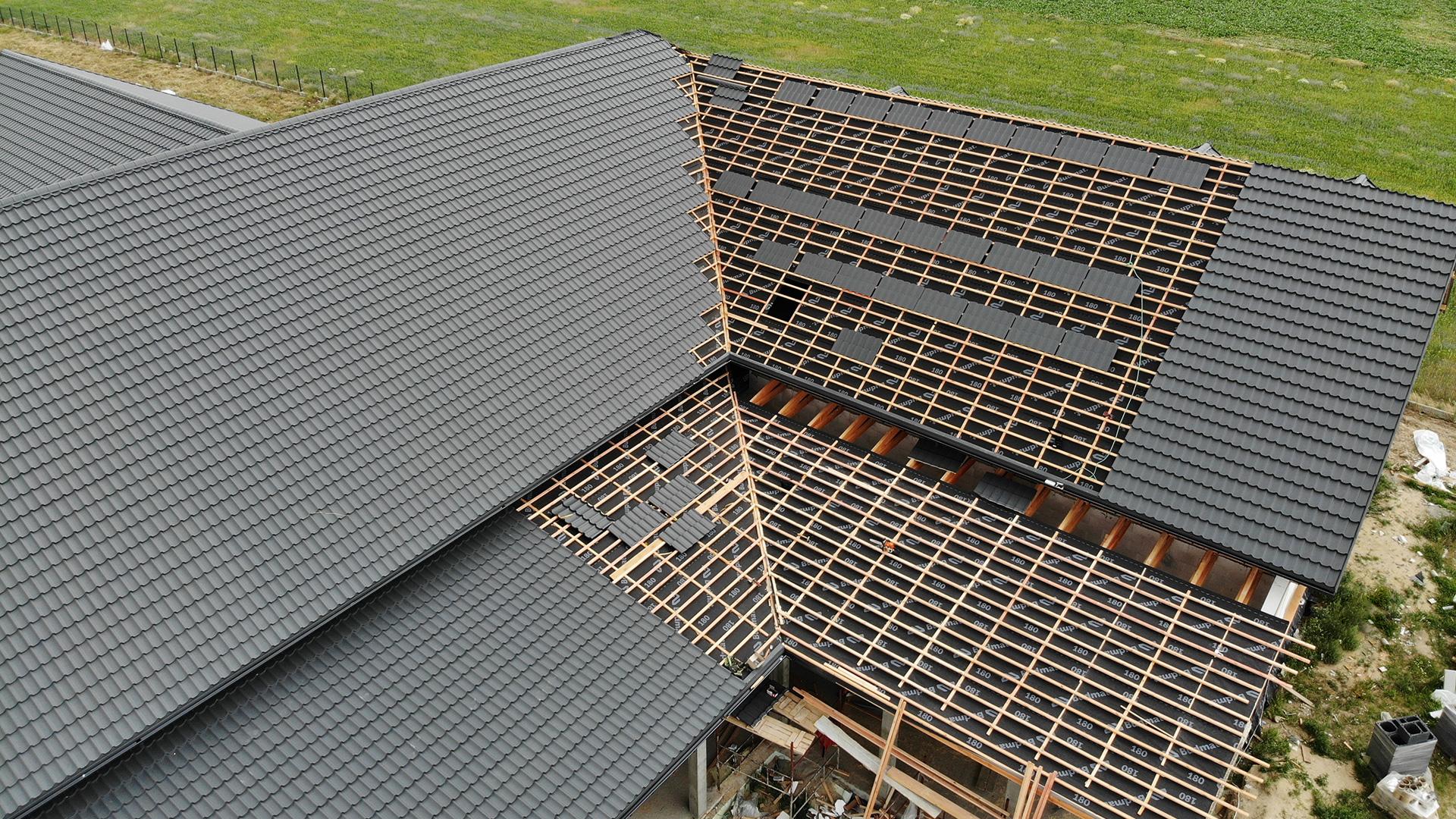 Dlaczego dachy modułowe?